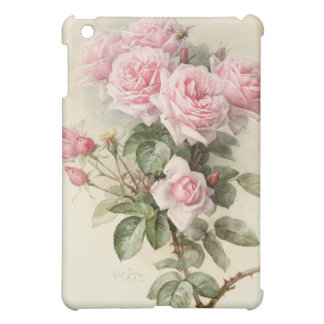 Vintage Victorian Romantic Roses Case For The iPad Mini