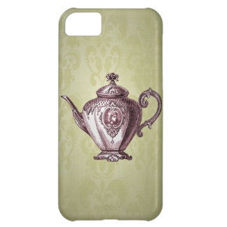 Vintage Victorian Teapot iPhone 5C Case