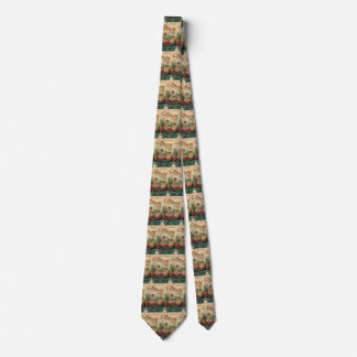 Vintage Victorian Valentine's Day, Cherubs in Boat Tie
