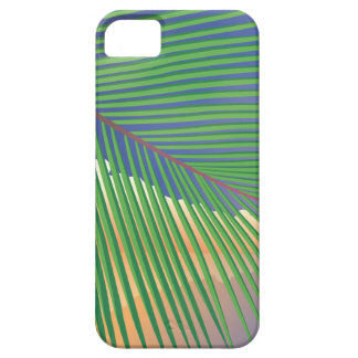 Vintage Video Game Palm Trees. Barely There iPhone 5 Case