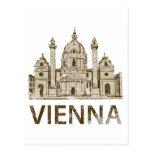 Vintage Vienna Post Cards