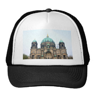 Vintage view of Berlin Cathedral (Berliner Dom) Cap