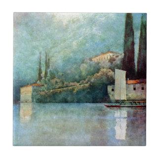 Vintage Villas & Gardens: Villa Pliniana Tile