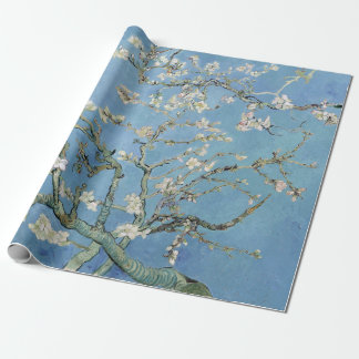 Vintage Vincent Van Gogh Almond Blossoms Wrapping Paper