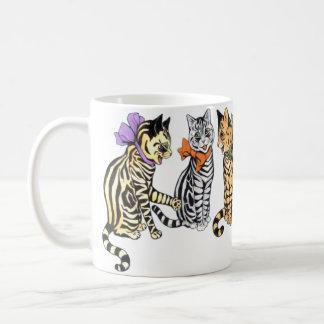 Vintage Wain Cat Chat Gift Mug