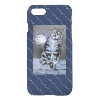 Vintage Wain Singing Alley Cat Art iPhone 7 Case