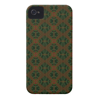 Vintage Wall paper Blackberry Case