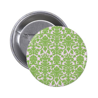 Vintage Wall Paper Pinback Buttons