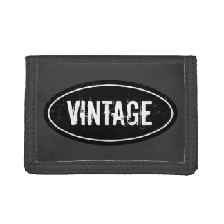Vintage wallet for men | Personalizable gift idea