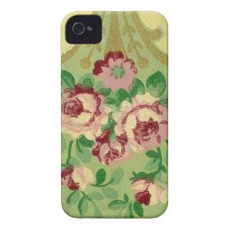 Vintage Wallpaper Case-Mate Blackberry Case