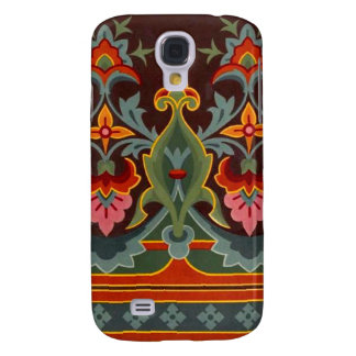 Vintage Wallpaper Design Samsung Galaxy S4 Covers