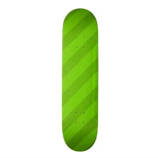 Vintage Wallpaper Key Lime Green Grunge Primitive Skateboard Deck