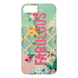 Vintage wallpaper phone case - fabulous