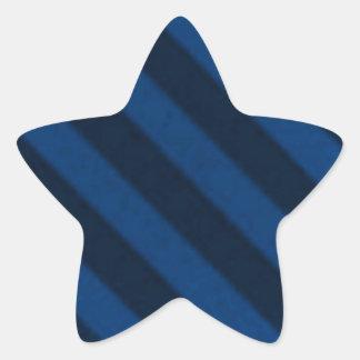 Vintage Wallpaper Sapphire Blue Grunge Primitive Stickers