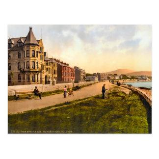 Vintage Warrenpoint County Down Ireland Postcard