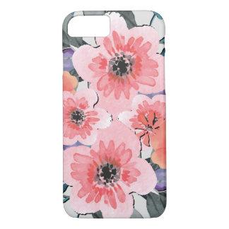 Vintage Watercolor Floral iPhone 8/7 Case