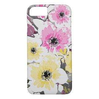 Vintage Watercolor Floral Pattern #17 iPhone 8/7 Case