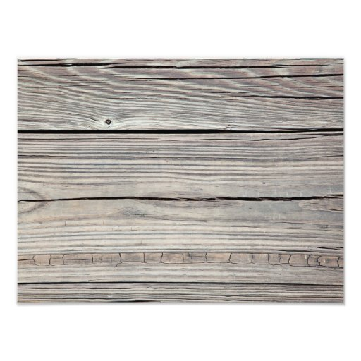 Vintage Weathered Wood Background - Old Board Photograph