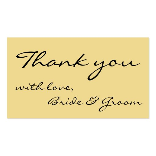 Vintage Wedding Ceremony, Bride Groom Newlyweds Business Card Template