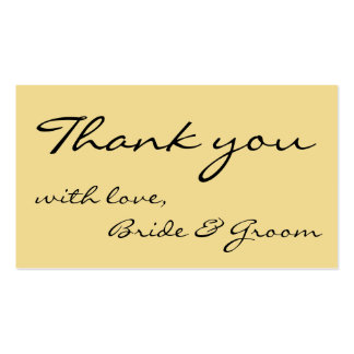 Vintage Wedding Ceremony, Bride Groom Newlyweds Pack Of Standard Business Cards