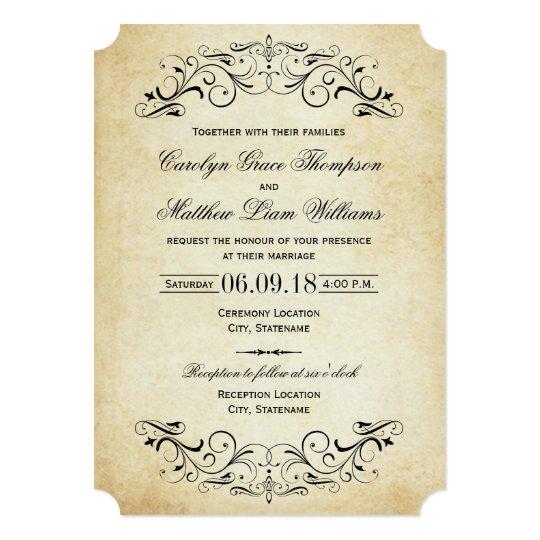 Vintage St S For Wedding Invitations 006 - Vintage St S For Wedding Invitations