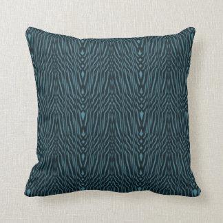 Vintage Weiner Werkstatte Design in Teal Cushion