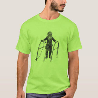 Vintage Welding Diver with Mark V Diving Helmet T-Shirt