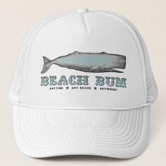 Vintage Whale Beach Bum Hat