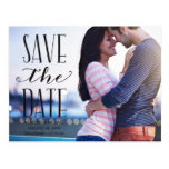 Vintage Whimsy | Photo Save the Date