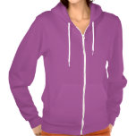 Vintage White Anchor Radiant Orchid Background Sweatshirts