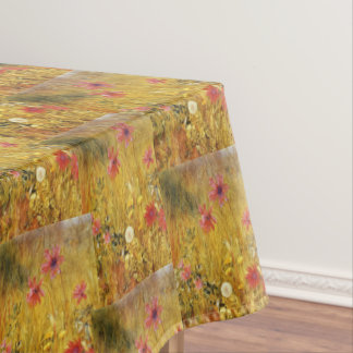 Vintage Wildflowers Henry Newman Tablecloth