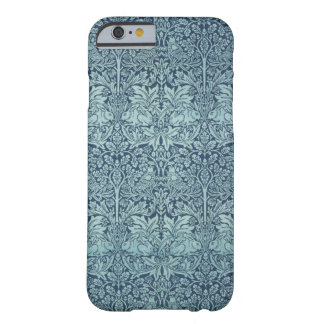 Vintage William Morris Brer Rabbit GalleryHD Barely There iPhone 6 Case