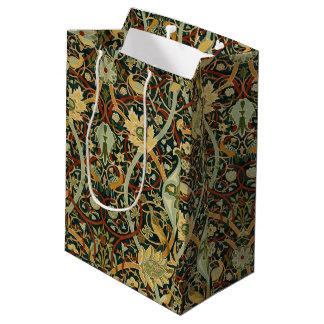 Vintage William Morris Bullerswood Carpet Medium Gift Bag