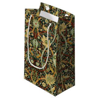 Vintage William Morris Bullerswood Carpet Small Gift Bag
