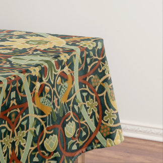 Vintage William Morris Bullerswood Carpet Tablecloth