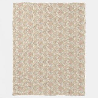 Vintage William Morris Hyacinth Pattern Fleece Blanket