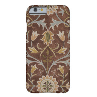Vintage William Morris Little Flower GalleryHD Barely There iPhone 6 Case
