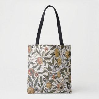 Vintage William Morris Pomegranate Tote Bag
