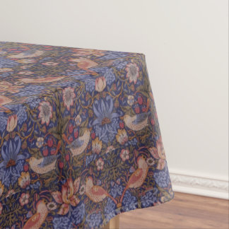 Vintage William Morris Strawberry Thief Tablecloth