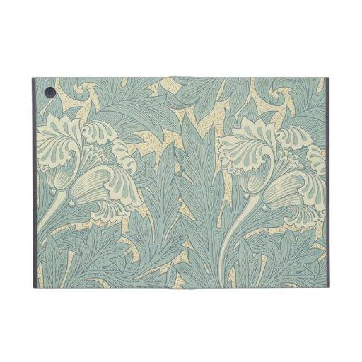 Vintage William Morris Tulip Floral Design iPad Mini Cover