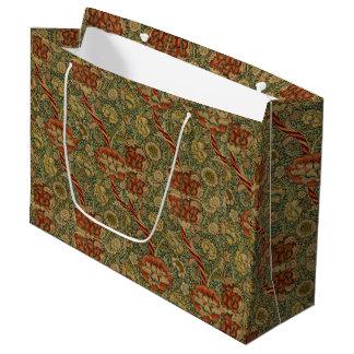Vintage William Morris Wandle Large Gift Bag