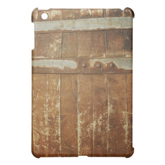 Vintage Wine Barrel Case For The iPad Mini