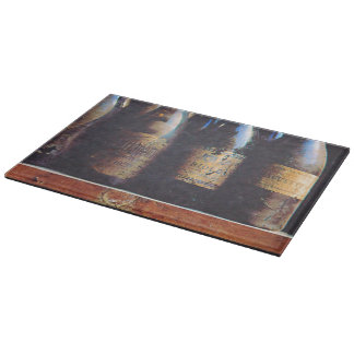 Vintage Wine Cutting Boards