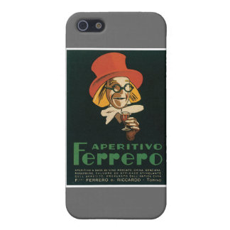 Vintage Wine Liquor Product Label iPhone 5 Covers