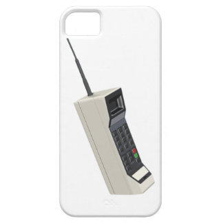 Vintage Wireless Cellular Phone iPhone 5 Cases