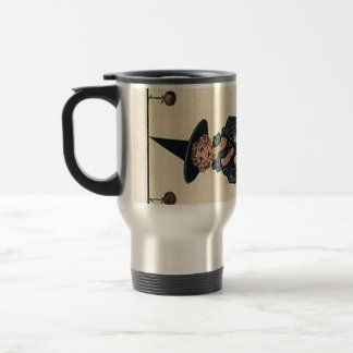 Vintage Witch Halloween Designs Mug