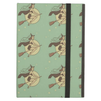 Vintage Witch iPad Air Case with No Kickstand