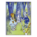 Vintage Wizard of OZ Characters