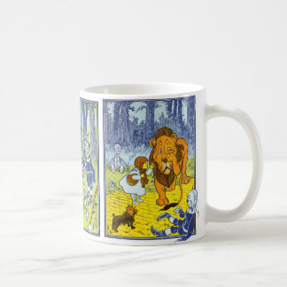 Vintage Wizard of Oz Dorothy & Toto Coffee Mug