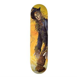 Vintage Wizard of Oz Scarecrow 18.1 Cm Old School Skateboard Deck